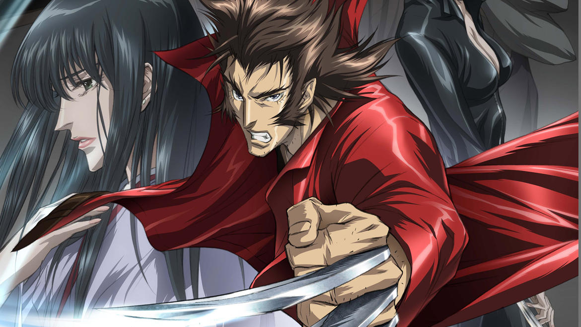 Marvel Anime: Wolverine